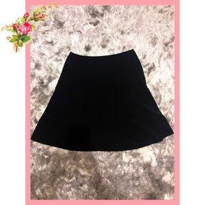 🌸 Calvin Klein Career Black Skirt